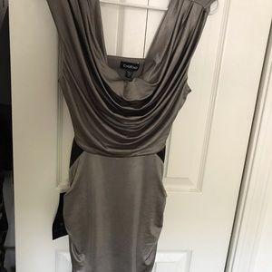Bebe dress. Never worn. NWT